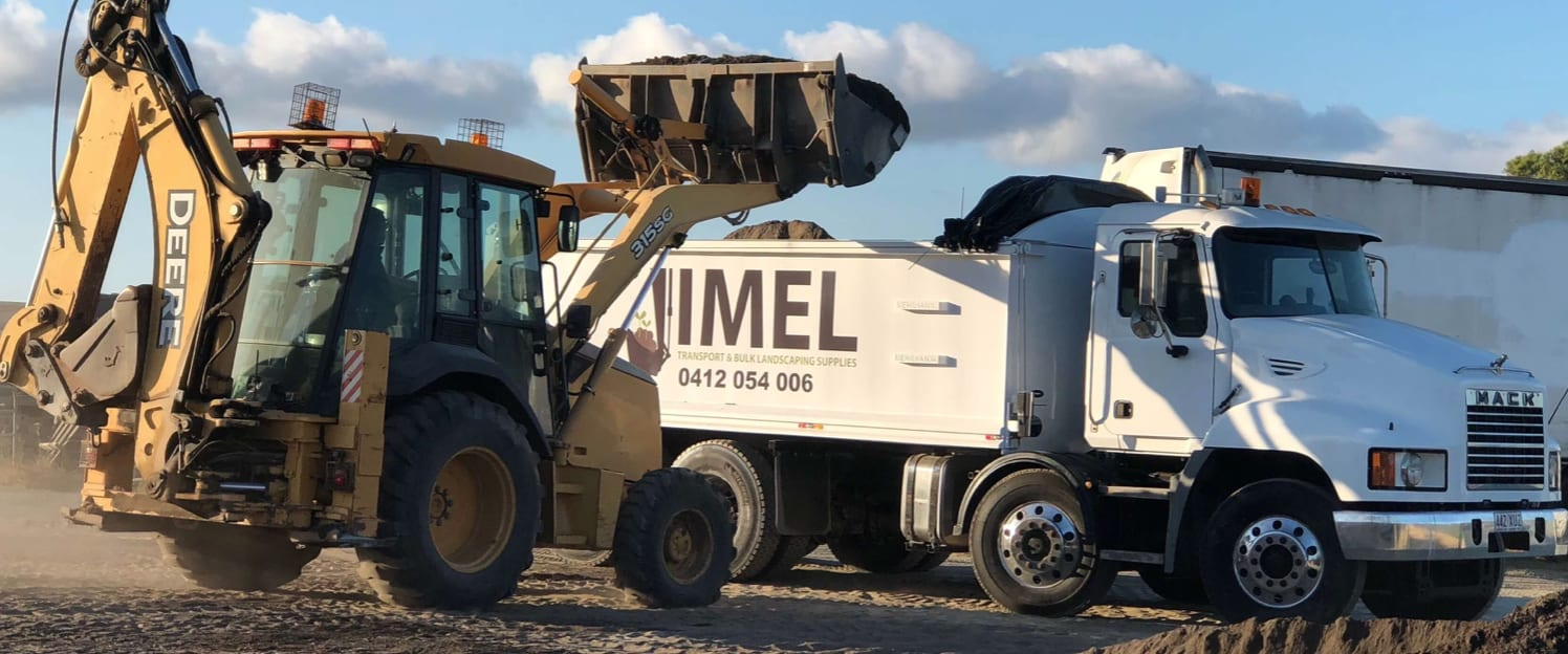 Bulk Landscaping Supplies Delivery - Jimel Transport